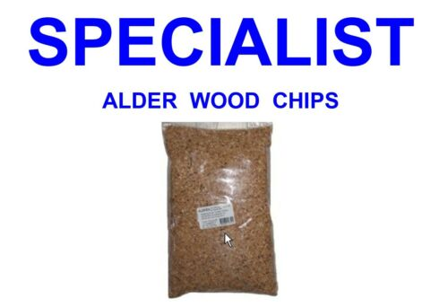 500g BAG SPECIALIST WOOD CHIPS FOR FISH MEAT POULTRY FOOD SMOKER COOKER OVEN BBQ