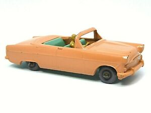 Matchbox-Lesney-No-39a-Ford-Zodiac-convertible-sin-recortar-error-de-fabrica
