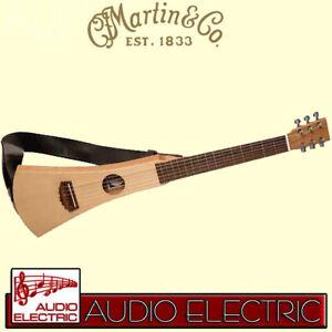 martin backpacker nylon konzert reise gitarre incl gigbag ebay. Black Bedroom Furniture Sets. Home Design Ideas