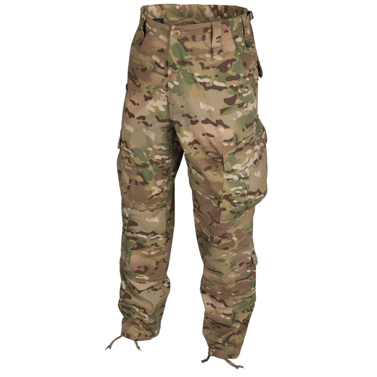 Helikon Tex Cpu-Hose Pantalones Camogrom Ripstop Policóton Combate Patrol   nuevo estilo