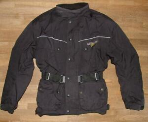 034-GERMAS-034-Herren-Motorrad-Jacke-Textil-Bikerjacke-in-schwarz-Gr-M-ca-48