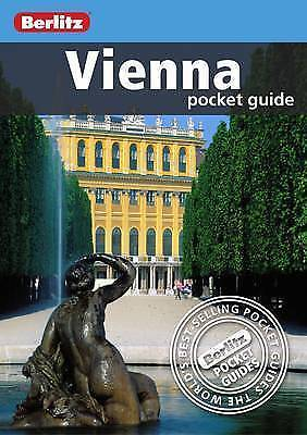 """AS NEW"" Berlitz: Vienna Pocket Guide (Berlitz Pocket Guides), APA Publications"