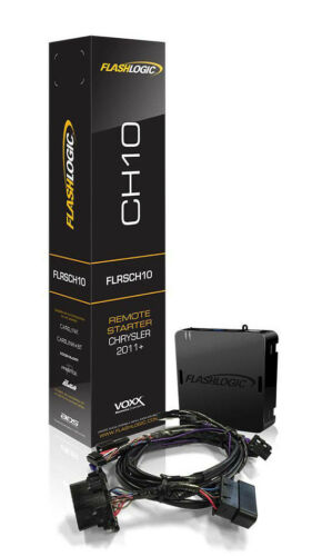 Flashlogic Add-On Plug and Play Remote Start for 2013 Dodge Charger FLRSCH10