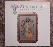 "Mirabilia ""The Rose of Sharon"" cross stitch chart, NIP"
