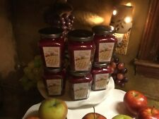 HOME INTERIORS /CELEBRATING HOME SET OF 6 BAKED APPLE CANDLES See Pictures