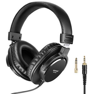 Neewer-Studio-NW-2000-Monitor-Headphone-Dynamic-Rotatable-Headsets-with-Cable