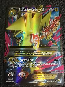 Pokemon-TCG-MEGA-POWERS-MEGA-MANECTRIC-EX-24a-119-FULL-ART
