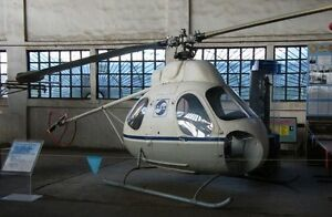 Mil V-7 Experimental Four-Seat Helicopter Model Replica Large Free ...