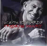 Rolling Stones LP x 2 KEITH RICHARDS Crosseyed Heart Gatefold NEW Vinyl SEALED