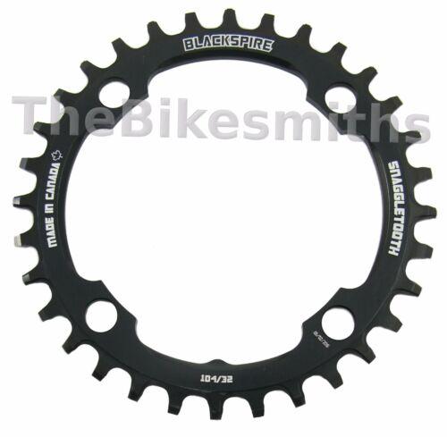 BLACKSPIRE 104 x 30-36t Narrow Wide 9 10 11 12 Spd Bike Chain Ring fit Race Face