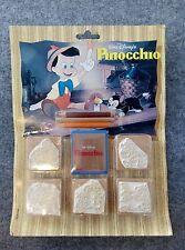 5350 TIMBRINI PINOCCHIO + MATITE timbrini
