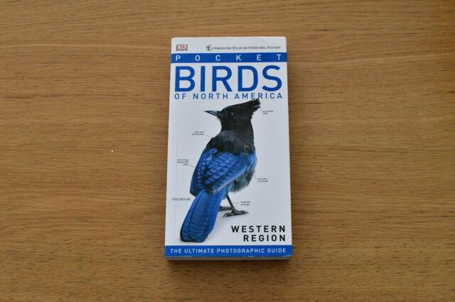 Pocket Birds of North America Western Region American Museum of Natural History
