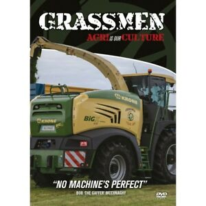 GRASSMEN AGRI IS OUR CULTURE DVD 2018 798295988324