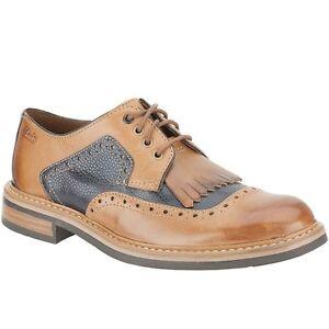 Gb Tan Hombre Oxford Zapato 10 Clarks 9 Darby 5 Desierto 9 Nuevo Combi 8 Leathr wzgqI