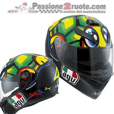 Helmet Agv k3 sv Valentino Rossi Elements size S casque integralhelm helm
