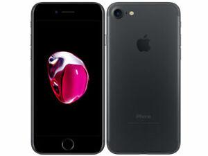 Unlocked iPhone7[32GB] Black