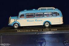 Atlas - Verlag DDR Auto 1:72 Modell Bus Mercedes Benz 0 3500 1949
