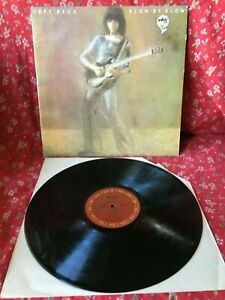 JEFF BECK VINYL blow by blow LP RARE South Korea Press VG++ 125g 1975 G Martin