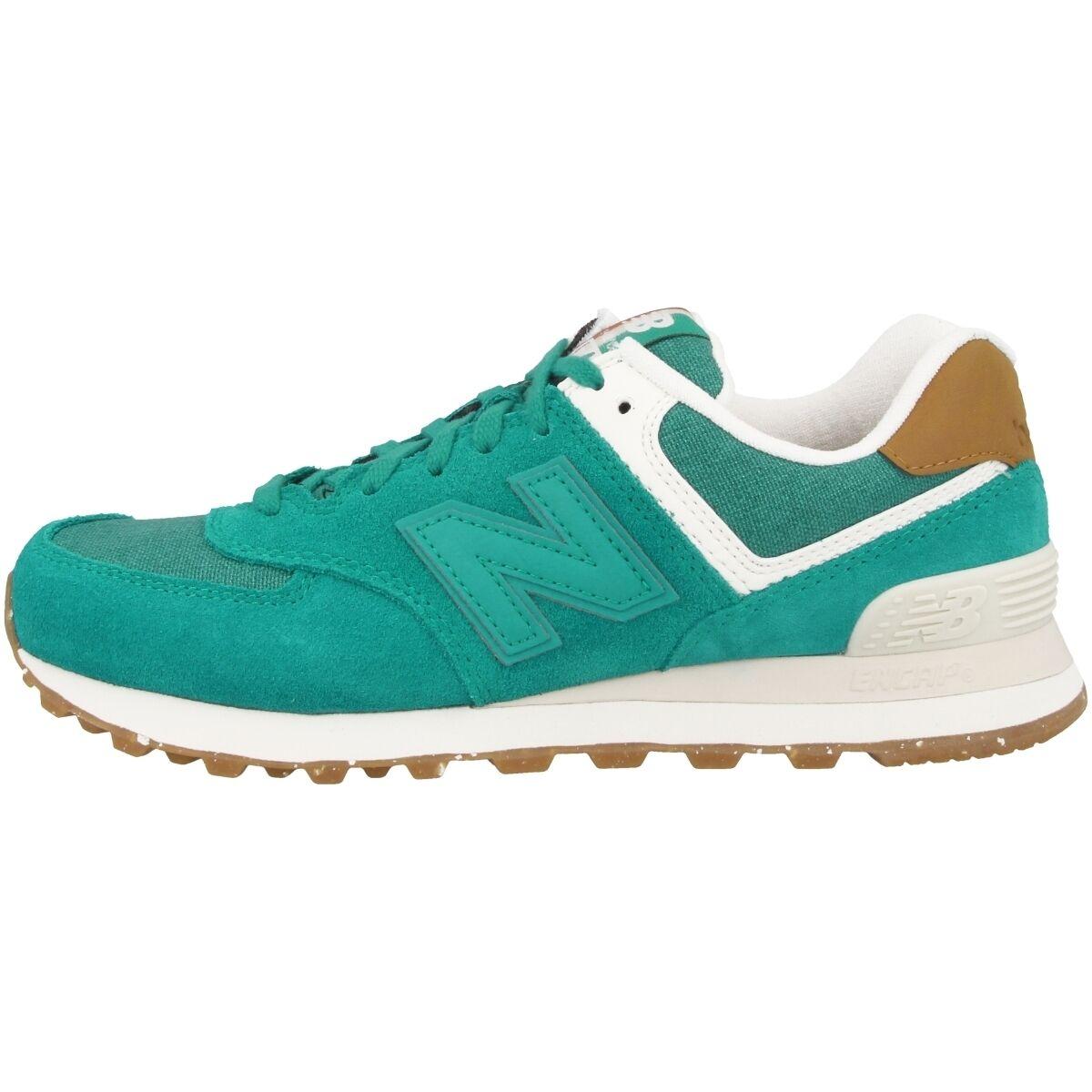 New Balance WL574SEB WL 574 SEB Damens Schuhe galapagos powder WL574SEB Balance Damen Sneaker ML 8f0575