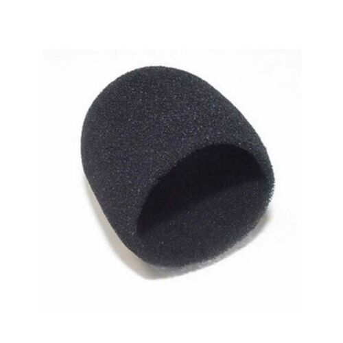 5X Small Foam Covers Windscreen Windshield for Lavalier Lapel Microphone WH