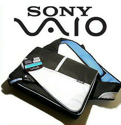 Sony VAIO Laptop Sport Messenger Carrying Case Bag HP Dell MacBook Pro Air 13 15