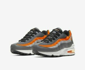 Nike-Air-Max-95-UK-Size-5-Women-039-s-Trainers-Girls-Shoes-Grey