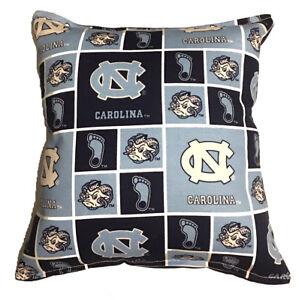 North-Carolina-University-Pillow-Tar-Heels-NC-Pillow-Football-Pillow-NCAA