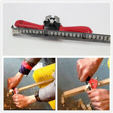 Woodworking Blade Spoke Shave Planer Plane Deburring Hand New Metal Tools Hot
