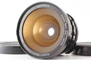 {quasi Nuovo di zecca} PENTAX SMC Takumar 6x7 55mm f/3.5 per 6x7 67 MF Lens Japan II #097