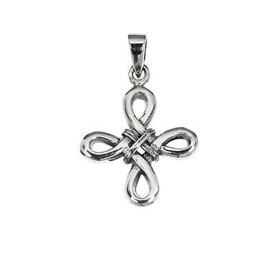 Hart Arbeitend Wikinger 925 Sterling Silber Ketten Anhänger Keltische Knoten Ms42 Um Der Bequemlichkeit Des Volkes Zu Entsprechen