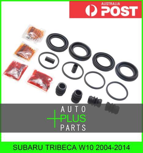 Fits SUBARU TRIBECA W10 2004-2014 Brake Caliper Cylinder Piston Seal Repair Kit