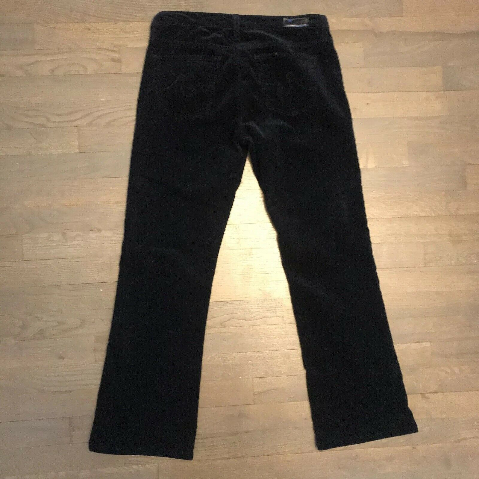 AG Adriano goldschmied The Angel Bootcut Stretch Corduroy Pants Woman's Size 29R