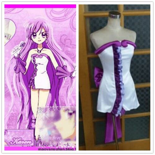 Novel Legend of Mermaid Melody Pichi Pichi Pitch Cosplay Costume Dress{5D