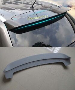 Paint Factory Style Spoiler Wing For Mitsubishi Outlander Rear Spoiler 2013-2018