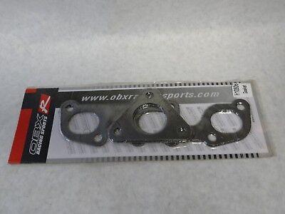 Graphite Aluminum Header//Manifold Gasket for Nissan 02-06 Altima VQ35DE L31 V6