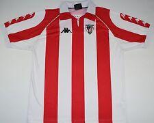 1998-1999 Athletic Bilbao Kappa Hogar Camiseta de fútbol (tamaño L)