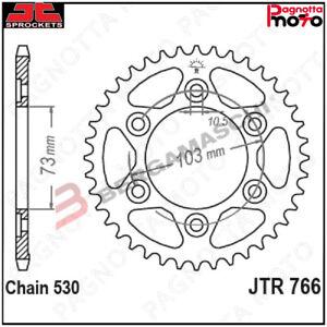 A51076643-JTR766-43-CORONA-TRASMISSIONE-JT-SPROCKETS-766-Z43