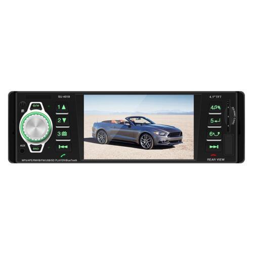 SWM 4/'/' Double 2 Din Car Stereo MP5 Player Bluetooth USB AUX FM Radio Head Unit