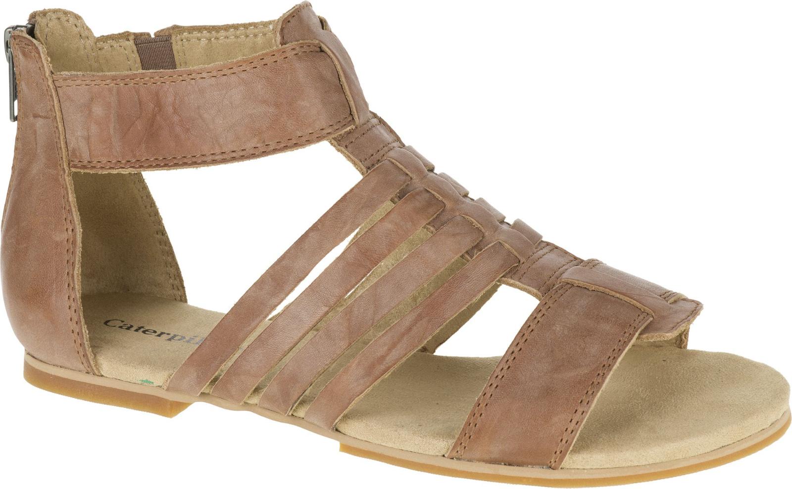 Para Mujeres Calzado Cat Tanga Sandalia Marrón Talla 8.5 8.5 8.5  NIG50-315  Garantía 100% de ajuste