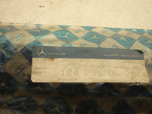 NEU Scheibendichtung Scheibenführung Scheibendichtung hinten links Mercedes W124