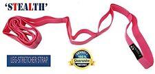 Physio PINK Gymnastics LEG Stretcher FLEX-STRETCH Stretching Strap Yoga Pilates