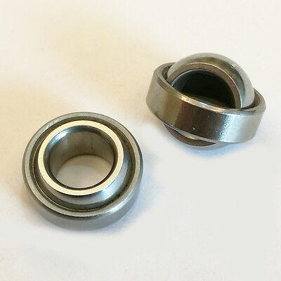 2pcs new GE5PW Spherical Plain Radial Bearing 5x13x8mm
