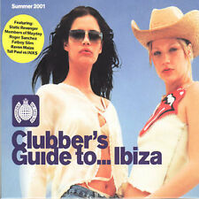 VARIOUS ARTISTS - CLUBBER'S GUIDE TO... IBIZA SUMMER 2001 NEW CD