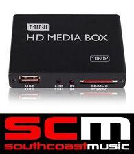 In Car Multi Media Player HDMI 1080P Plays SD MKV External HDD Hard Drive