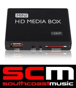 In-Car-Multi-Media-Player-HDMI-1080P-AV-Plays-SD-MKV-External-HDD-Hard-Drive