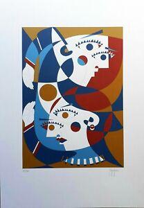 Stefano-Fiore-Grafica-d-039-autore-numerata-e-firmata