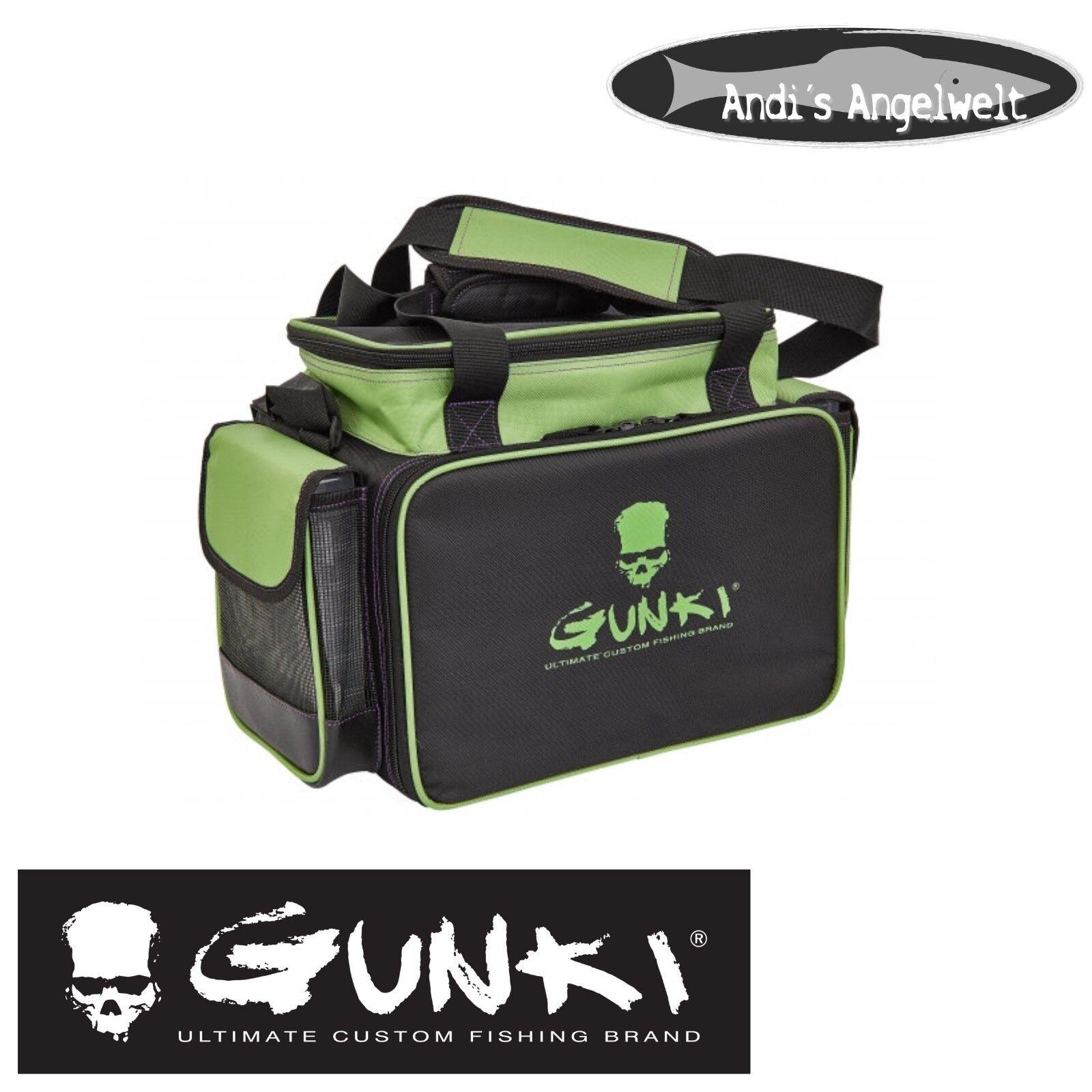 Gunki CARRY BOX Angeltaschen mit Boxen verschiedene Größen