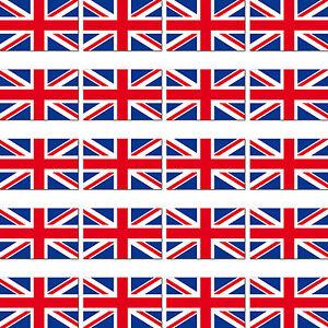 20-ADESIVO-Regno-Unito-Union-jack-inghilterra-paesi-BANDIERA-Modellismo