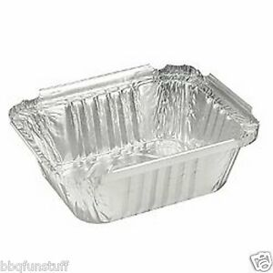 Gas Grill Aluminum Foil Grease Drip Pans Cooking Pans 10