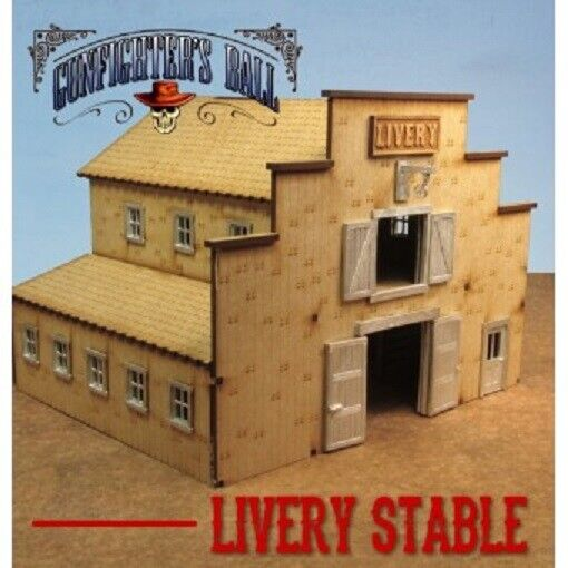 Librea-KDM-13113 - llave de pugilato Miniatures-GUNFIGHTERS Ball